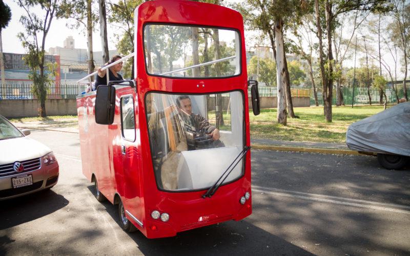 Tren Eléctrico Mini Turi Bus. Tren de Paseo Turístico ideal para negocio de transporte turístico.